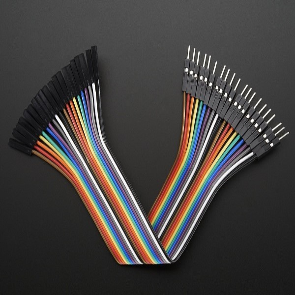 Male-female dupont wires